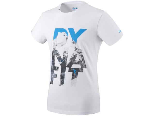 Dynafit Digital CO SS Tee Herr white/run